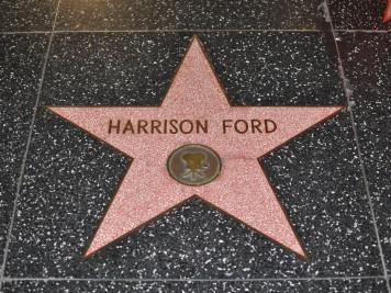 Harrison Ford Walk of Fame
