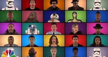 Jimmy Fallon Star Wars