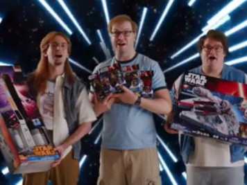 SNL Star Wars Skit