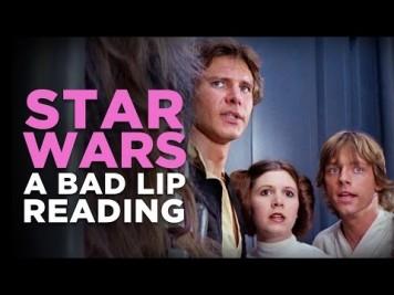 Star Wars Bad Lip Reading