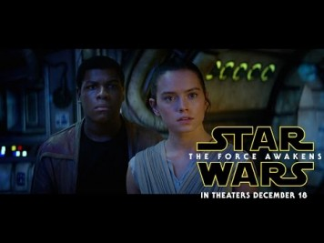 Force Awakens Trailer