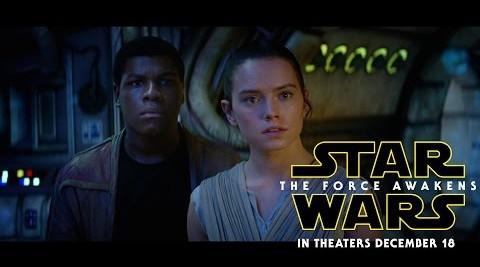 Force Awakens Trailer