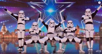 Stormtrooper Dancers