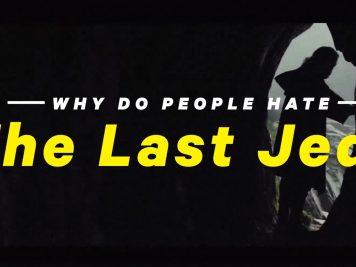The Last Jedi - Negative Feedback